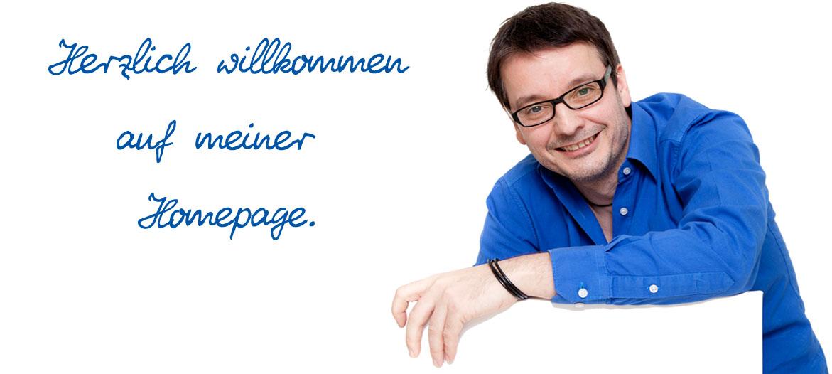 Homepage von Volker Haug